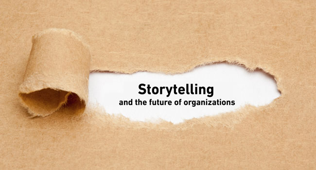 Conference: Storytelling and the future of organizations
